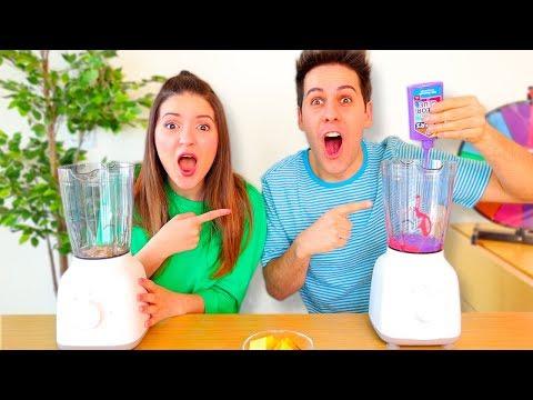 FARE LO SLIME NEL FRULLATORE! (Slime Challenge)