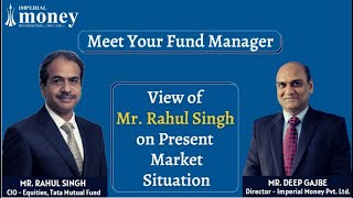 Financial Market Trends 2021 - View of Mr. Rahul Singh on Present Market