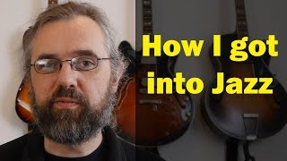 How I got into jazz guitar & Why I make videos - Jens Larsen