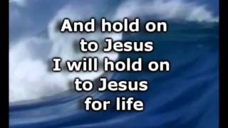 Hold on to Jesus - Steven Curtis Chapman (Performance Track) with lyrics