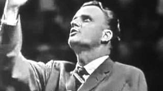 Billy Graham Preaching-How to live the Christian Life part 1 of 4