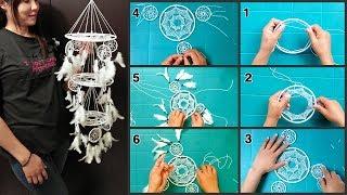 Chandelier Dreamcatcher | DIY