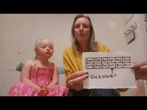 Veure vídeo Makaton Sign Of The Week -