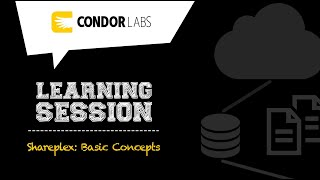 Condor Learning Session - Shareplex Troubleshooting