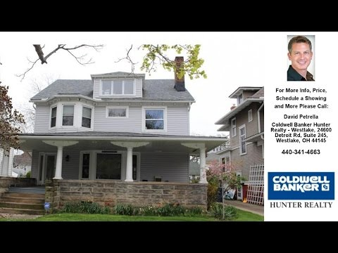 1475 Clarence Ave, Lakewood, OH Presented by David Petrella.