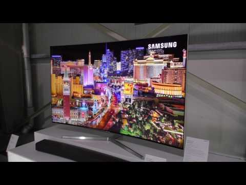 Samsung Premium UHD TVs (MU9009, MU8009, MU7009) für 2017!