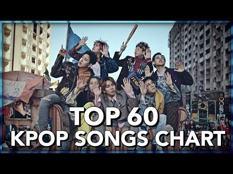 [TOP 60] K-POP SONGS CHART • NOVEMBER 2017 (WEEK 3)