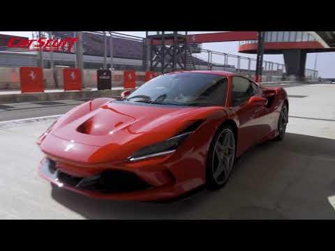 2020 Ferrari F8 Spider 義式浪漫的完美呈現!麗寶賽道試駕體驗