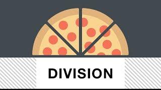 Math Basics: Division