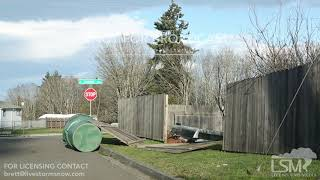 12-14-18 Port Angeles, Washington - Damaging  Windstorm
