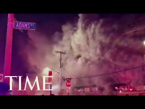 23 People Injured In Bronx Fire Expected To Be OK According To Fire Department Of New York | TIME