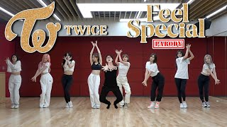 【KY】TWICE — Feel Special DANCE COVER(Parody Ver.)