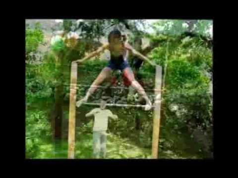 Turnstangen.de Turnreck Turnstangen für Kinder und Garten