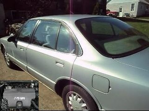 1996 Oldsmobile Eighty Eight Walk Around