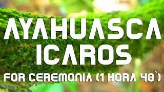 AYAHUASCA   ICAROS For Ceremony (1hr 40) Duration