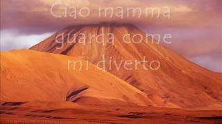 Jovanotti - Ciao mamma (lettera)