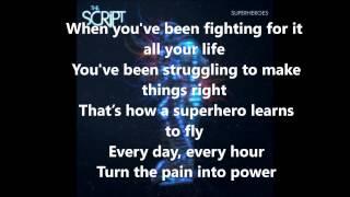 Superheroes - The Script Lyrics