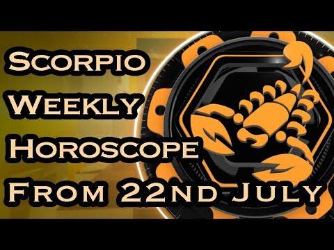 Download Scorpio Weekly Astrology Horoscope 22nd July 2019 Video 3GP