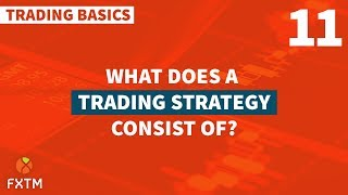 What does a Trading Strategy consist of?