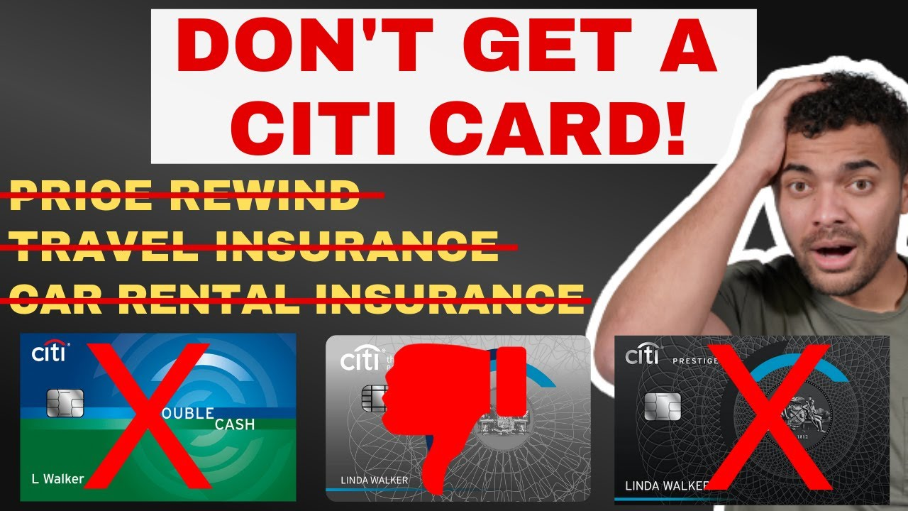 Citi ELIMINATES Secret Advantages From ALL Credit Cards: Are Citi Cards Worth it?