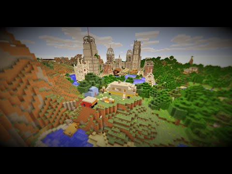 The walking dead map 2014 minecraft project the walking dead map 2014 sciox Gallery