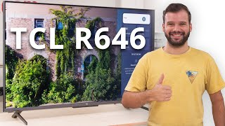 Video: TCL 6 Series/R646 2021 TV Review - Mini LED 4K TV with Google TV