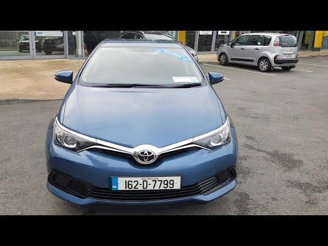 Toyota Auris 1.33 Petrol Terra 4dr