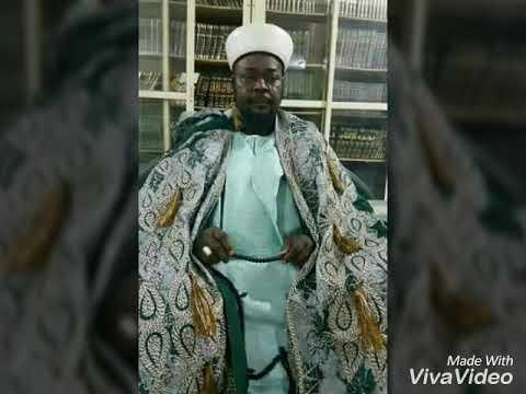 Tribute to sheik yahya solati amir jaish