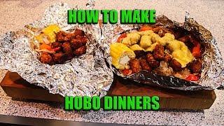 How To Make Hobo Dinners