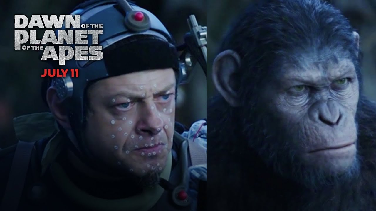 Dawn of the Planet of the Apes -  Ape Evolution