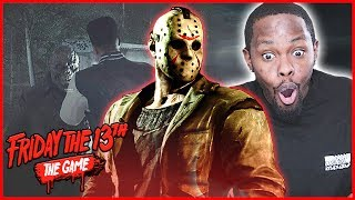 YES! THIS COULD BE THE MOMENT WE'VE WAITED FOR!! - Friday The 13th Gameplay Ep.23