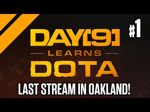 Dota 2 w/ Purge - Last Stream From Oakland!