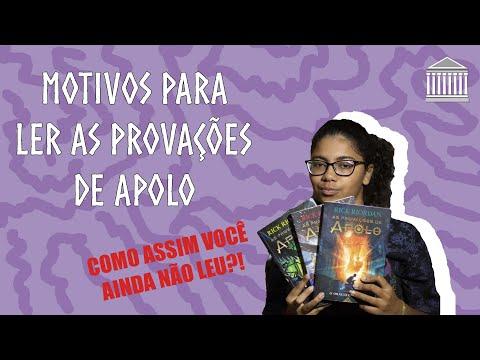 MOTIVOS PARA LER AS PROVAÇÕES DE APOLO | MONTE OLIMPO