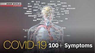 COVID-19: 100  Symptoms - NHK WORLD-JAPAN