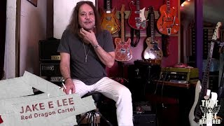 "Jake E. Lee's Red Dragon Cartel - The Making of ""Patina"""