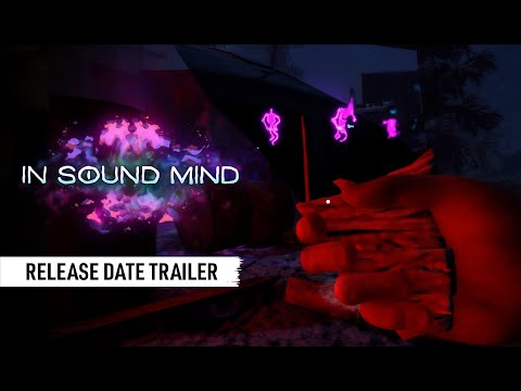 Release Date Reveal Trailer de In Sound Mind