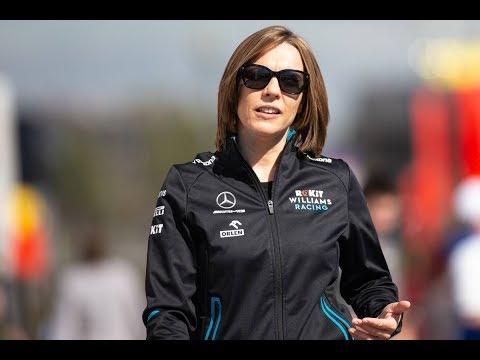 Claire Williams peca ao não esclarecer mudança que levou equipe ao buraco | GP às 10