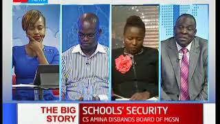 The Big Story: Rape cases reported in three other schools