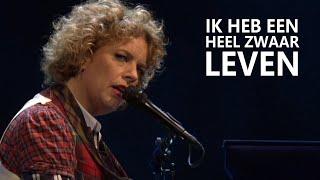 Brigitte Kaandorp - Ik Heb Een Heel Zwaar Leven (Live)