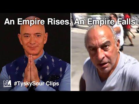 Bezos's Black Friday Bonanza; Philip Green's Arcadia Empire To Collapse