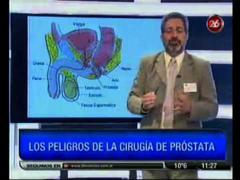 Video che mostra massaggio prostatico