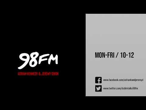 98FM Dublin Talks – Random Hour 06/12/2019