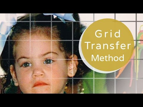 Transferring With A Grid | Tutorial