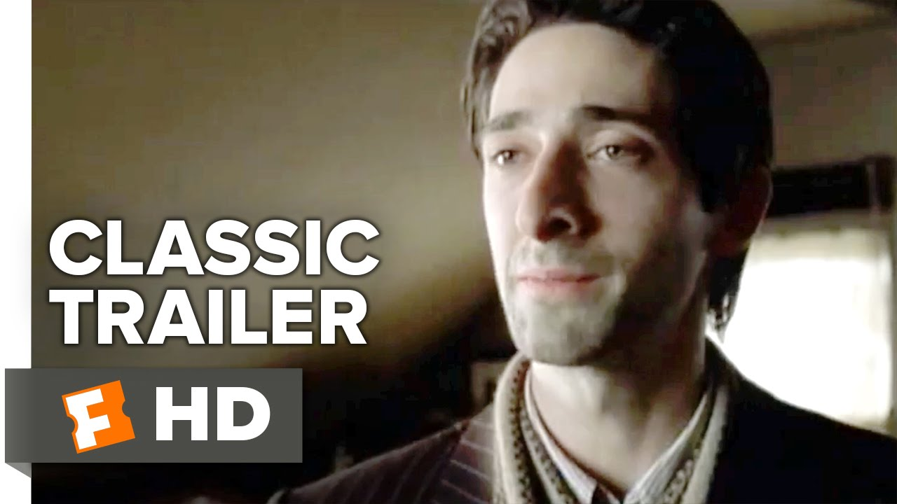 >The Pianist (2002) Official Trailer - Adrien Brody Movie