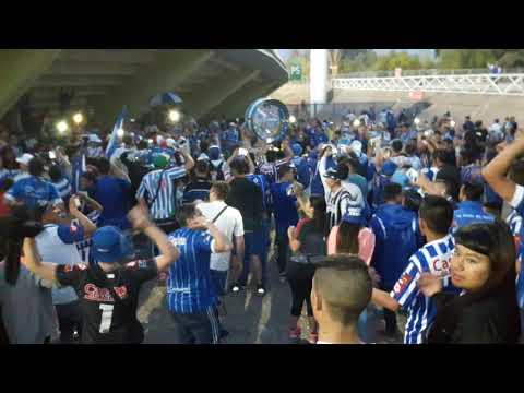 """""""Mendoza nos vamos de copa otra vez 🎶 Previa vs Independiente"""" Barra: La Banda del Expreso • Club: Godoy Cruz"""