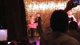 Natasha Dances Pink Panther