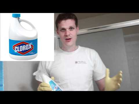 How to Clean Grout with Bleach