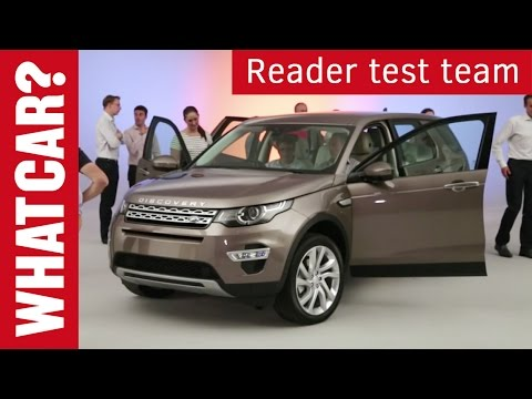 WORLD EXCLUSIVE: What Car? readers' preview of the 2015 Land Rover Discovery Sport