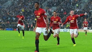 Marcus Rashford Goal Vs Hull City 01 Manchester United English Commentary 27/08/16 HD