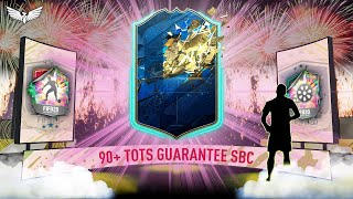 90+ TOTS GUARANTEE PACK - PRE SEASON PROMO SBC - FIFA 20 ULTIMATE TEAM